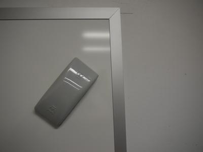 The Magnetic Vista Whiteboard Eraser
