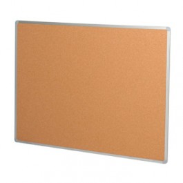 Vista Wall Mounted Cork Board