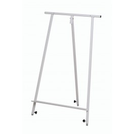 Vista Easel is easy to display your white board or presentation pin board.
