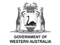 Government of Western Australia logo greyscale