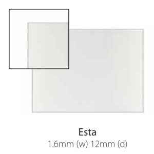 Vista Australian Made Whiteboard with Esta Trim