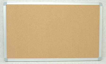 Photo of a Vista Heavy Duty Cork Board